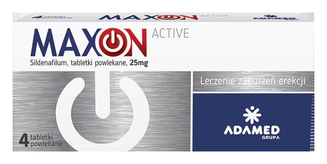 MaxOn Active Opinie, forum, komentarze